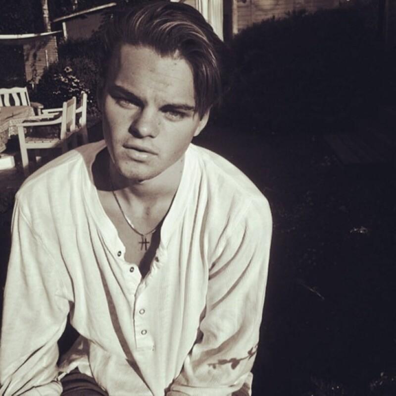 Es sueco, tiene 21 años y se ha convertido en el doble de Leo... además es todo un estuche de monerías. Te decimos por qué.