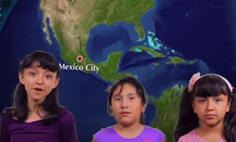 Las niñas mexicanas están entre los 30 grupos que avanzaron a la siguiente ronda. (Foto: YouTube)