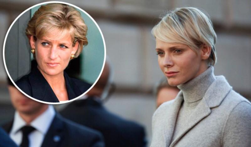Bodas sin amor, desapariciones constantes, dos hijos, escándalos durante su matrimonio… por esto y más es que la vida de la princesa de Mónaco y Diana de Gales son bastante similares.
