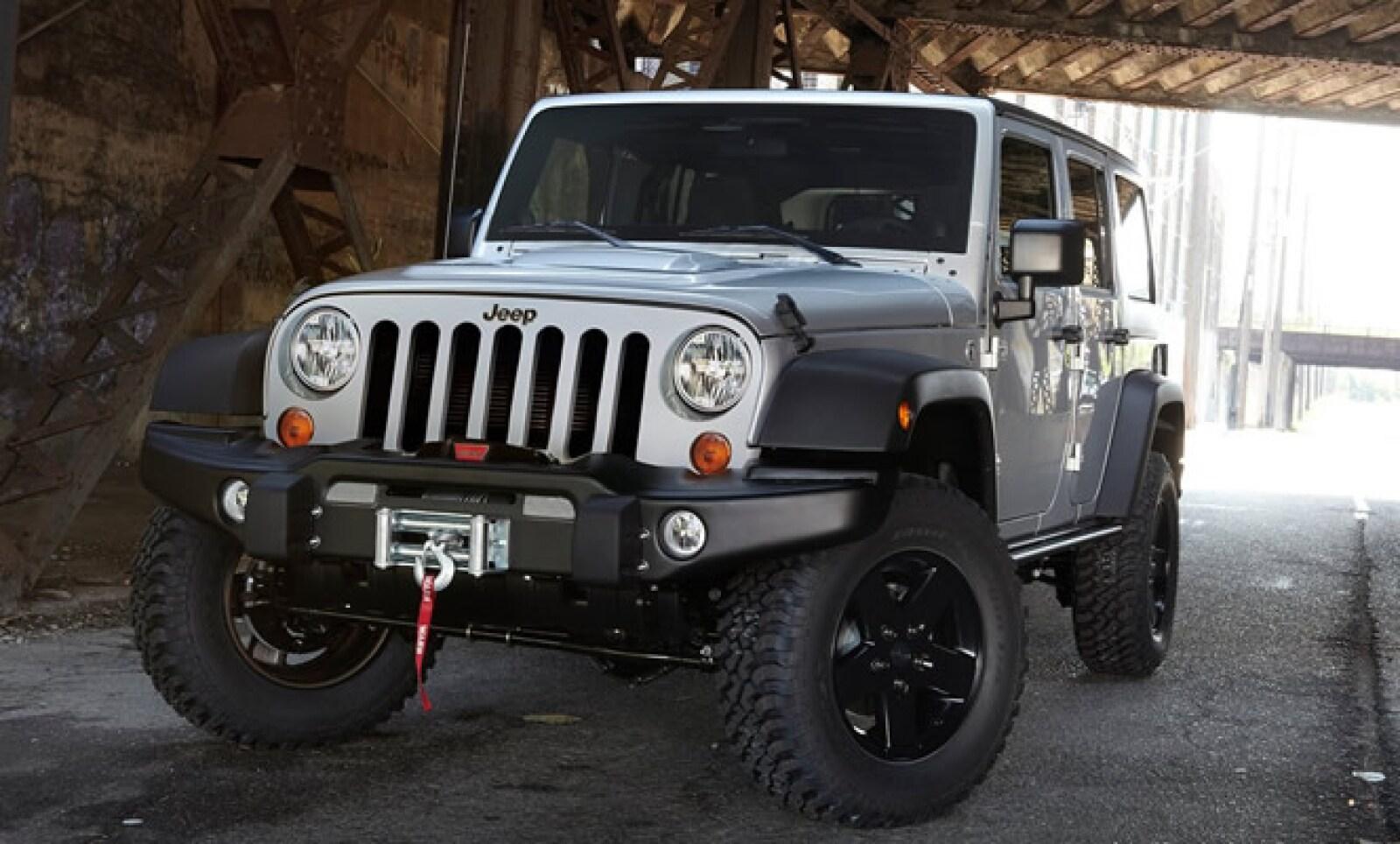 La marca Jeep trae a México en marzo el nuevo Jeep Wrangler Unlimited Call of Duty, un vehículo basado en el Jeep Rubicon y el videojuego de guerra más exitoso en los últimos años.