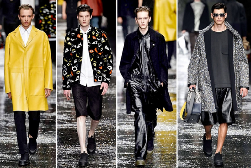 Nuestros expertos en moda discuten las tendencias para hombre en Londres y Milán, además tenemos mucho que hablar de la temporada de graduaciones y los temas más vistos en Quién.com.