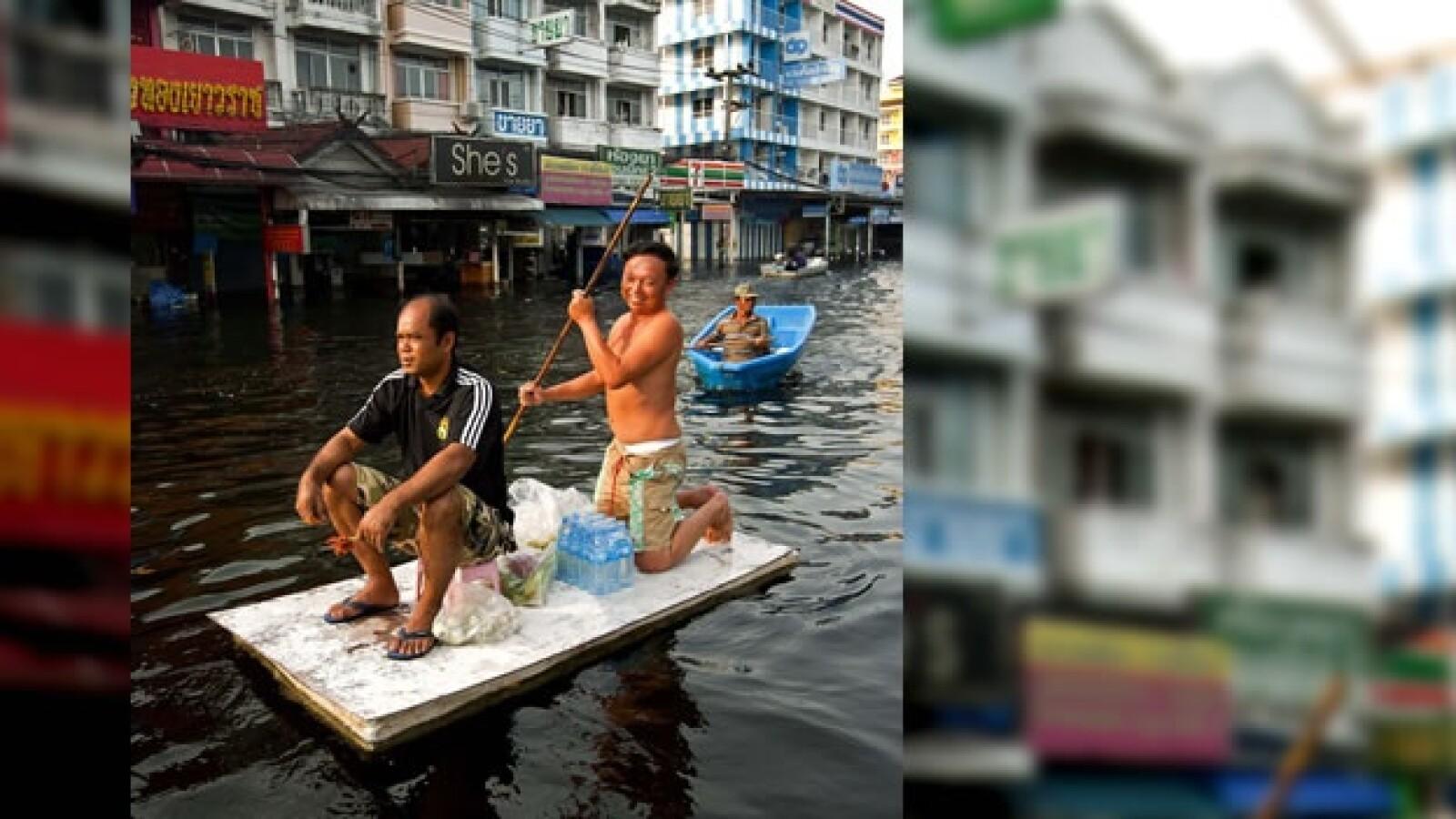 bangkok tailandia inundaciones 05