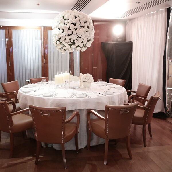 Apertura oficial del salón del Cipriani