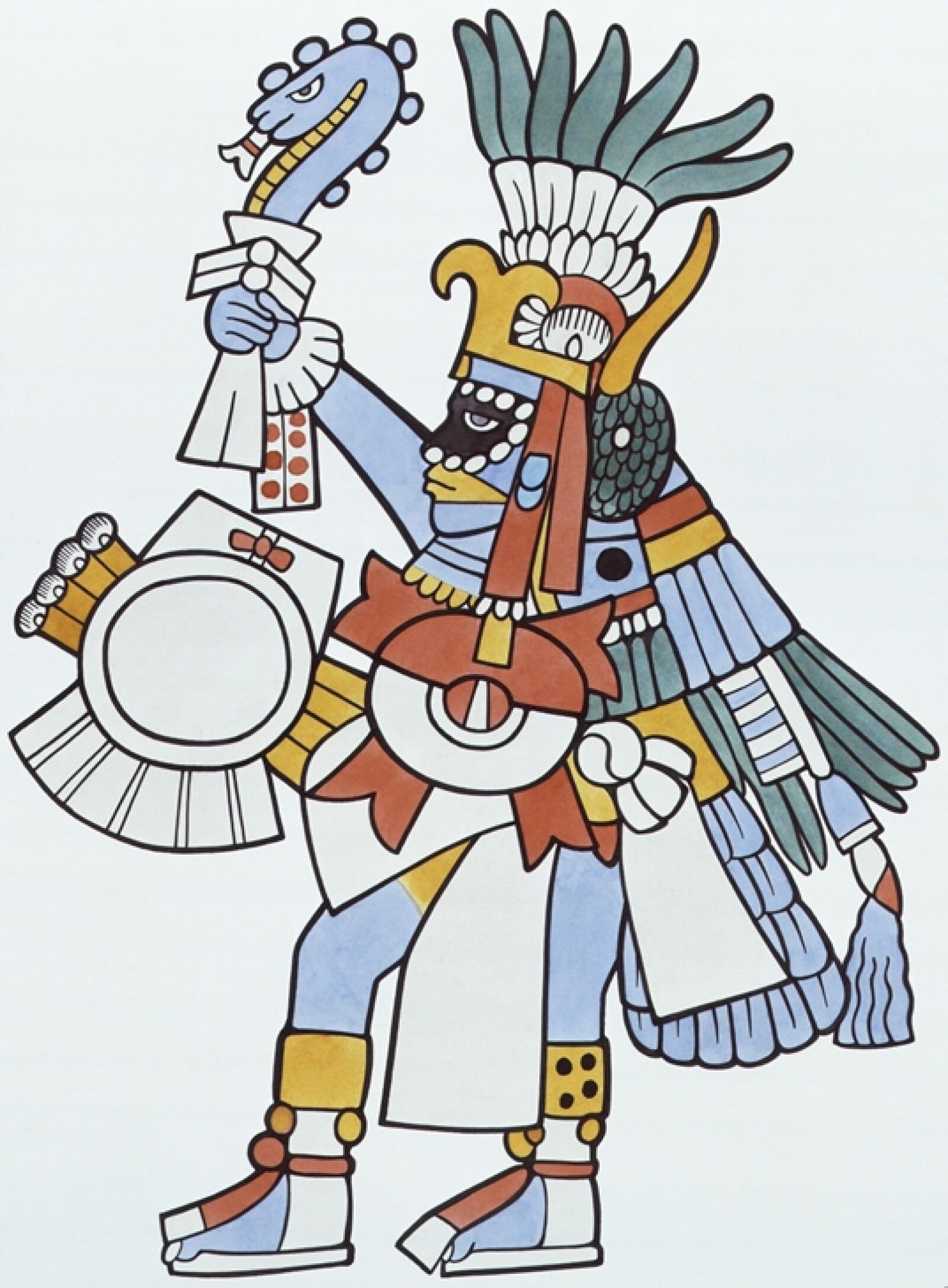 Arqueólogos dicen haber encontrado el sitio donde nació Huitzilopochtli