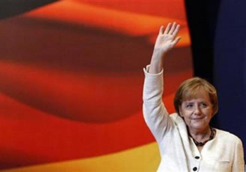 Merkel dejó en claro que desea gobernar por consenso. (Foto: Reuters)
