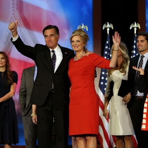 Romney ysu esposa
