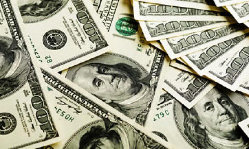 A la compra, el billete verde opera en los 15.96 pesos. (Foto: shutterstock)