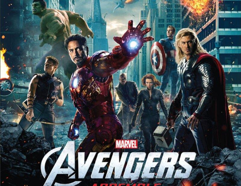 El consorcio de personajes de Marvel Comics arrancó la temporada de películas de verano y recaudó 200,3 millones de dólares en su fin de semana de estreno en Estados Unidos y Canadá.