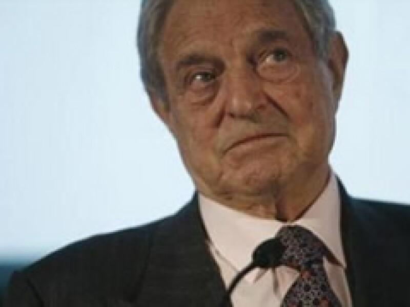 George Soros descartó que la economía de EU se recupere este año. (Foto: Archivo)