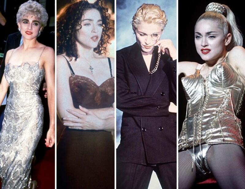 e617a54974 La evolución del estilo de Madonna