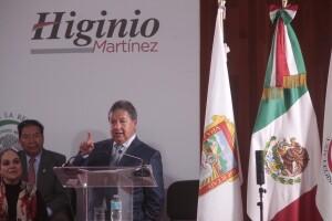 Senador Higinio Martínez