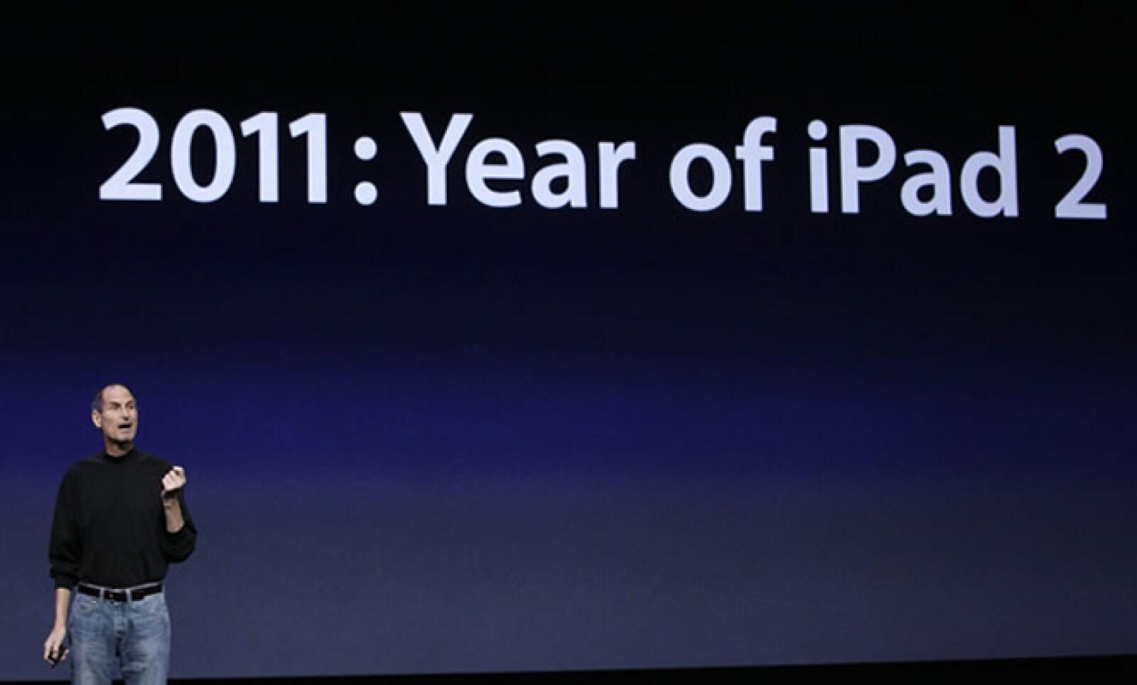 Lo que el público quería ver, una iPad 2 más delgada, pero incluso lo será más que un iPhone 4.