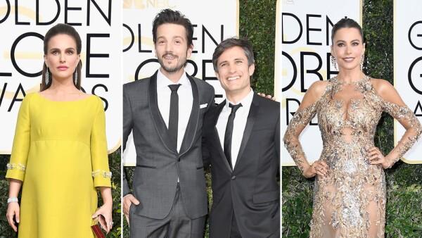 Red Carpet Golden Globes 2017