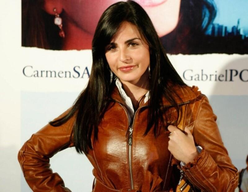 A Ximena Herrera le gusta mucho la música de los Black Eyed Peas.