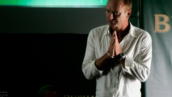 El cantante británico se presentará el próximo sábado en el Colegio de las Vizcaínas.