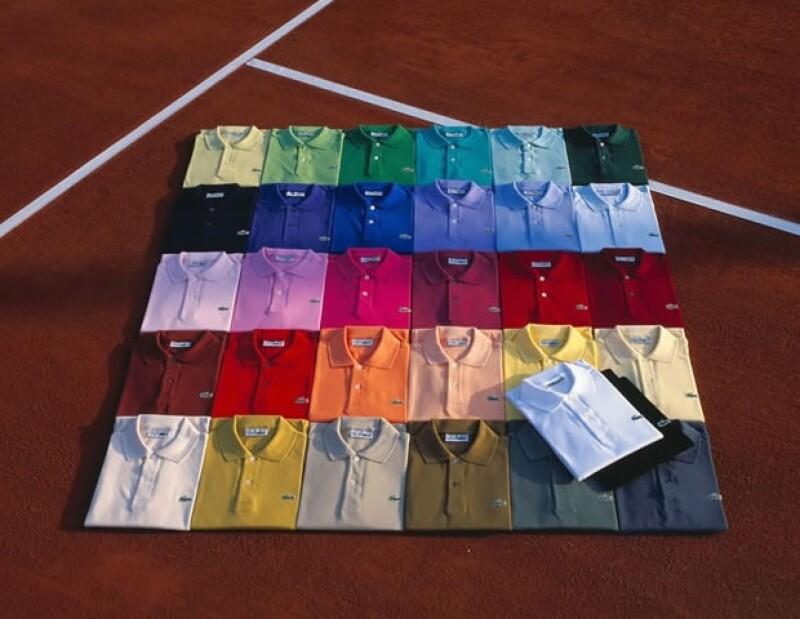 Las Polo Lacoste se convirtieron en un most de la moda.