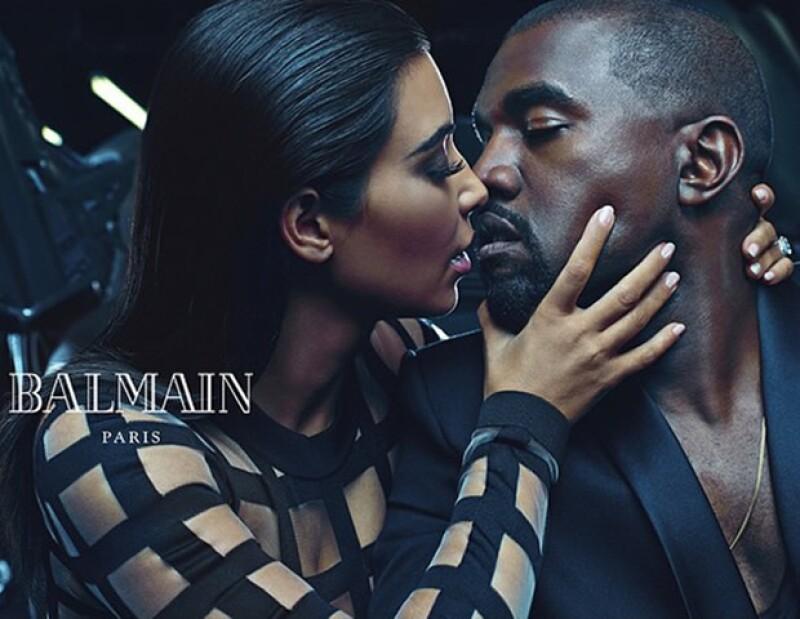 Aunque Kendall Jenner estuvo ausente en la campaña ss 2015 de la marca, su hermana y cuñado protagonizan la publicidad de la colección masculina.