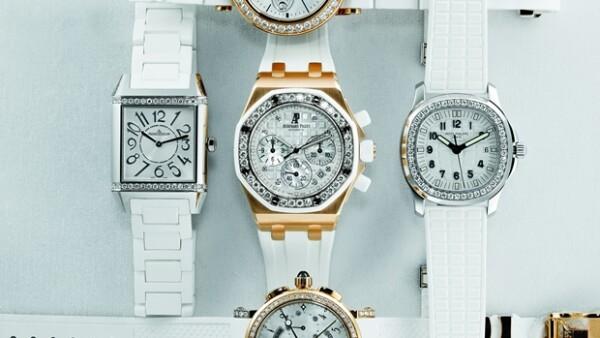 No sólo son piezas únicas y estéticas, también cuentan con una tecnología de clase mundial. éstos son los relojes que quieres tener.