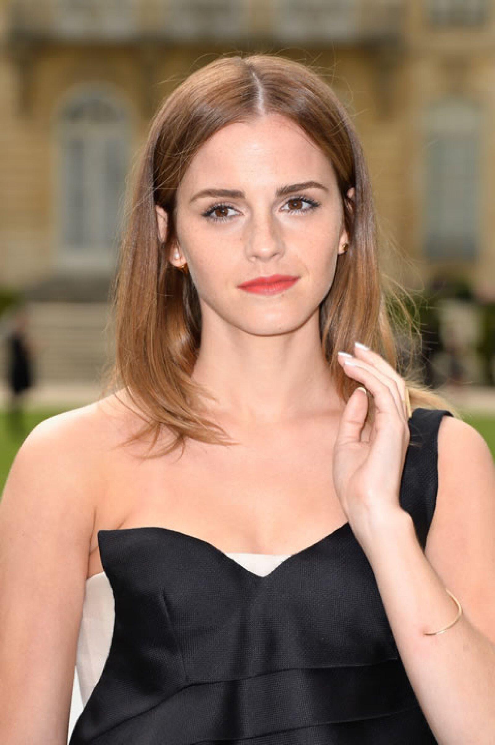 Durante Paris Fashion Week 2014 durante la presentación de la colección de Dior.