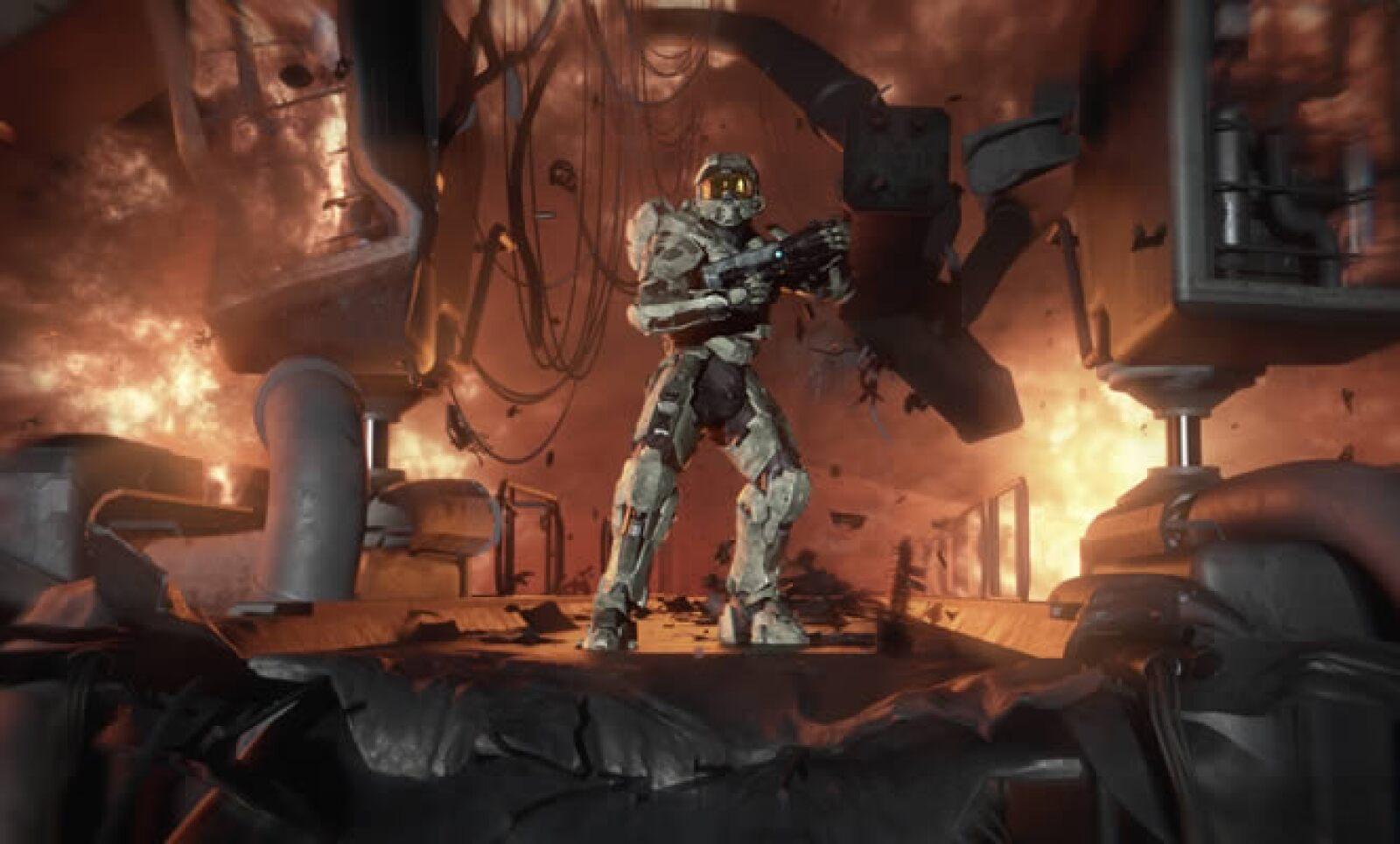 La primera 'máquina  de dinero' de Xbox retoma su camino, luego de haber prometido que la tercera versión sería la última. El protagonista, otra vez, es el Master Chief.