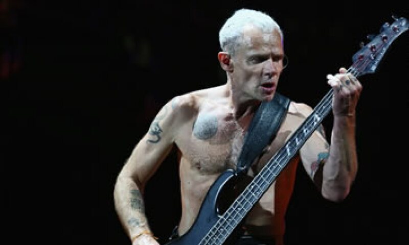 El bajista de Red Hot Chili Peppers es reconocido por su cuidado al medio ambiente. (Foto: Getty Images)