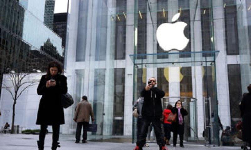 La empresa de Cupertino encabeza la lista de las firmas que defienden los beneficios económicos y sociales. (Foto: Getty Images)
