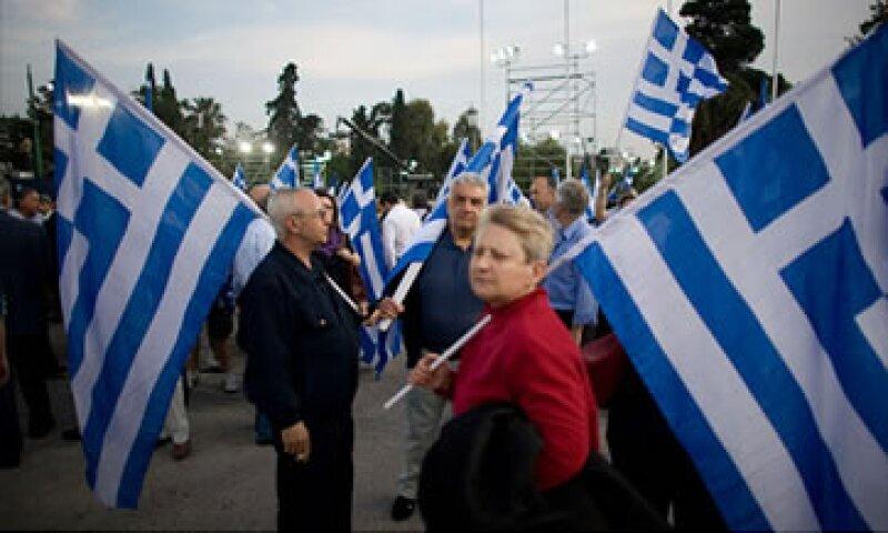 La crisis griega dependerá mucho de cómo interactúen Francia y Alemania. (Foto: Cortesía CNNMoney.com)