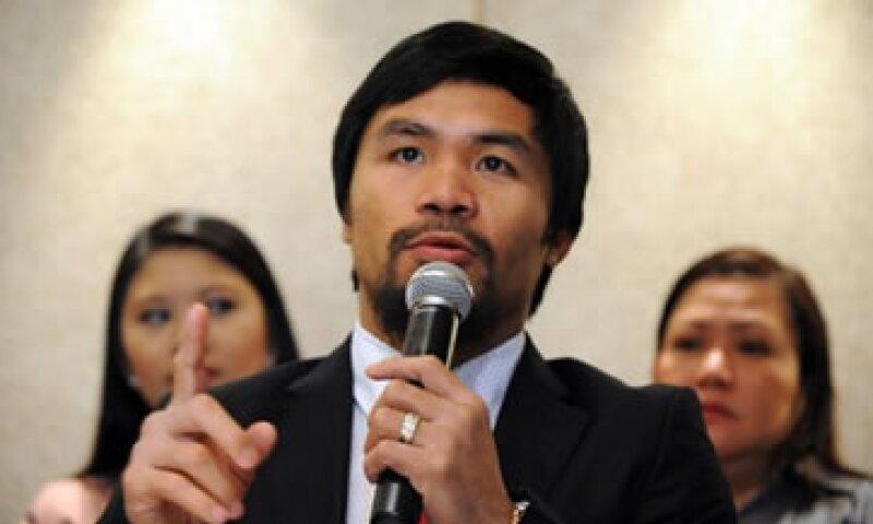 El boxeador de 33 años describió el caso en su contra como acoso. (Foto: Reuters)