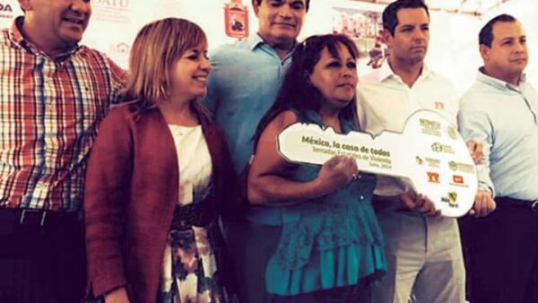 Sedatu y Onavis en Sinaloa