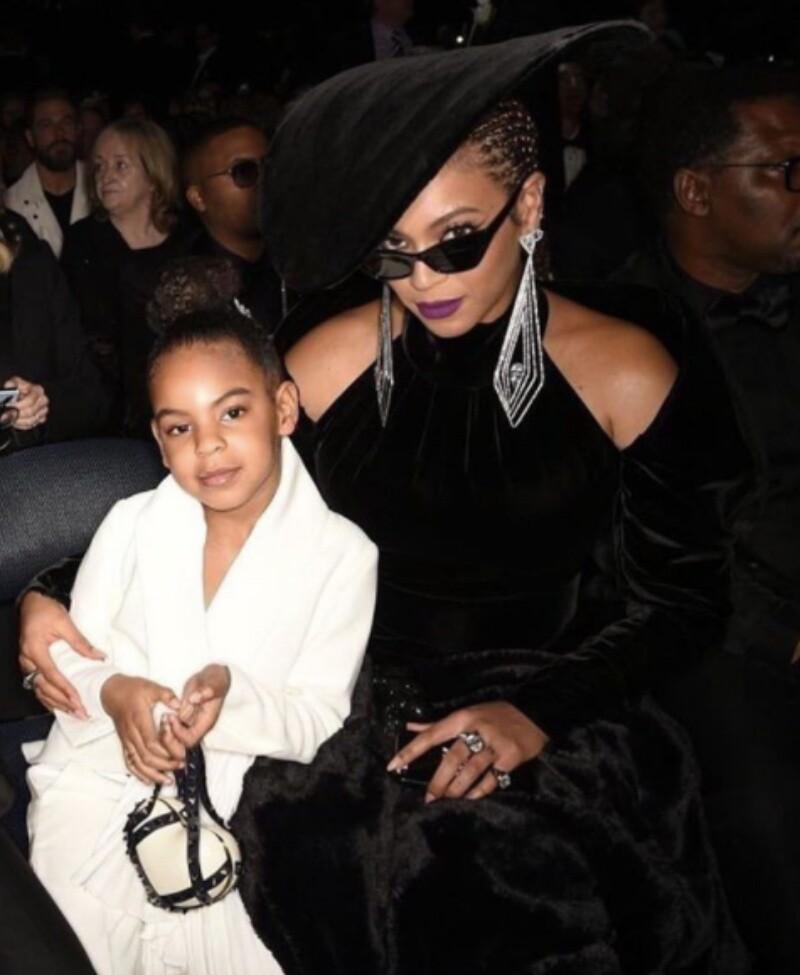 Beyoncé y Blue Ivy