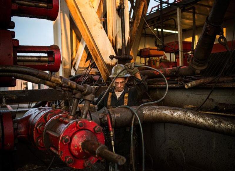 Yacimiento Petrolifero