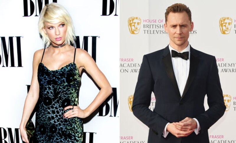 Taylor y Tom iniciaron su romance unos días después de que ella terminara con Calvin Harris.