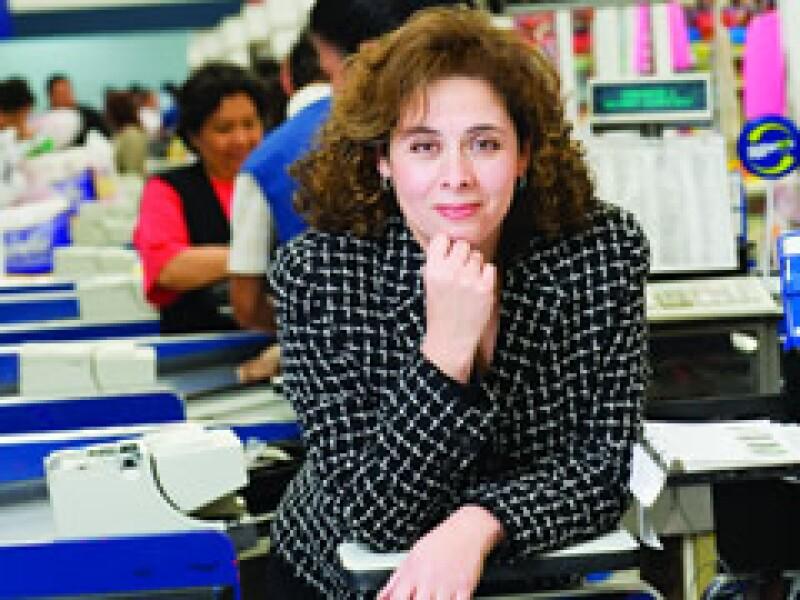 La VP Corporativa de Tecnologías de la Información de Wal-Mart México. (Foto: Especial)