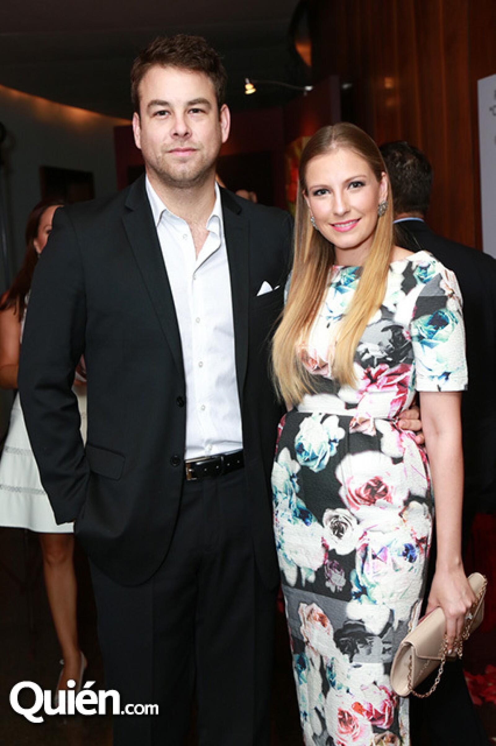 Miguel Maldonado y Andrea Livas de Maldonado