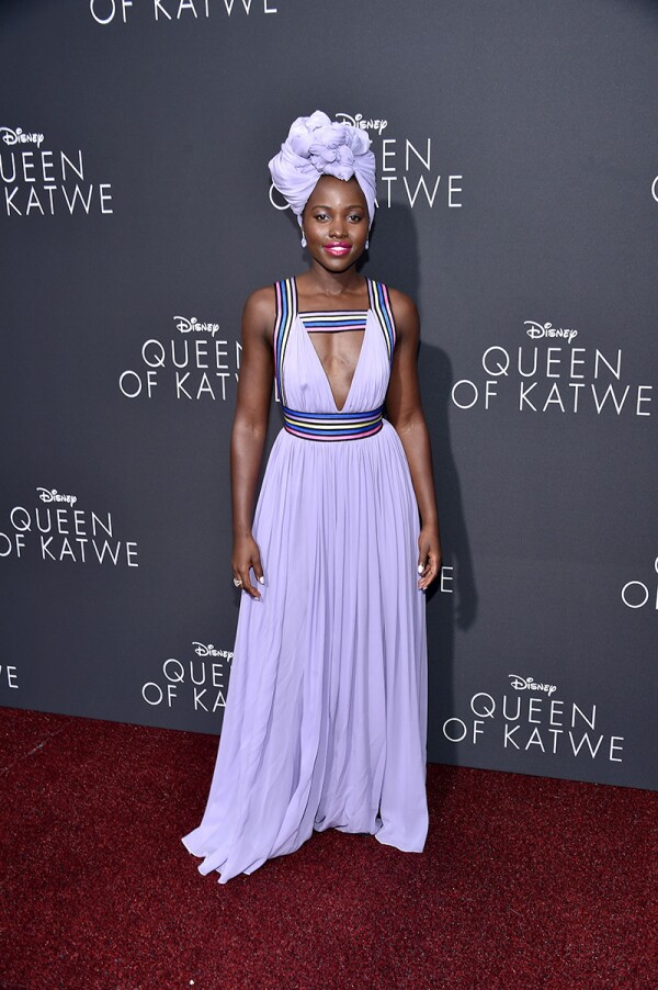 """Premiere Of Disney's """"Queen Of Katwe"""" - Arrivals"""
