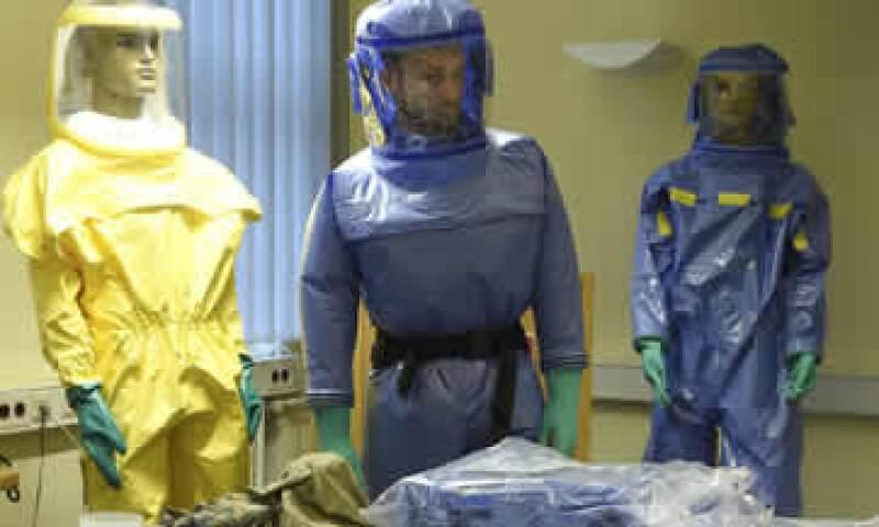No hay hasta ahora una vacuna contra el ébola. (Foto: Reuters)