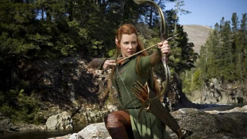 ?Tauriel,? una elfa que participa en la película más taquillera del momento en Norteamérica,  ?El Hobbit: la Batalla de los Cinco Ejércitos?