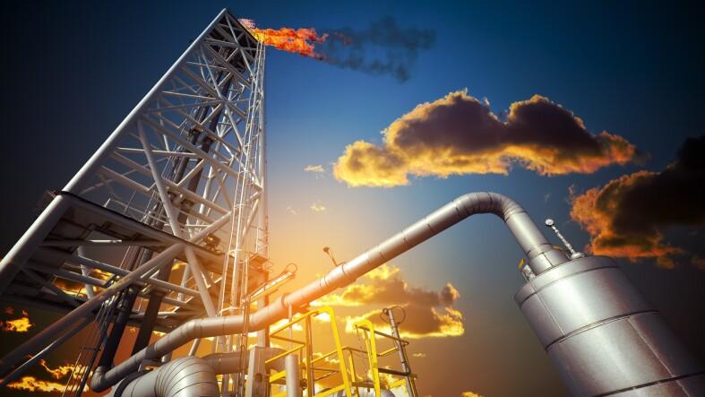 Refinería - Petróleo