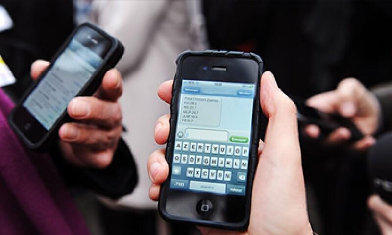 iMessage fue lanzado en 2011 pero apenas en marzo, la DEA descubrió que no podía rastrear los mensajes que se mandan desde esa aplicación. (Foto tomada de cnnmoney.com)