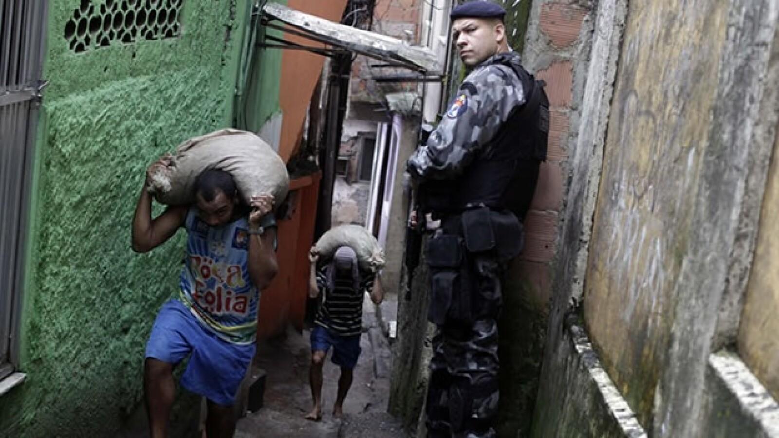 brasil, narcotrafico