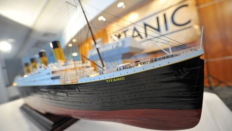 barco, embarcacion, titanic, replica, parque tematico, china, viajes, museo