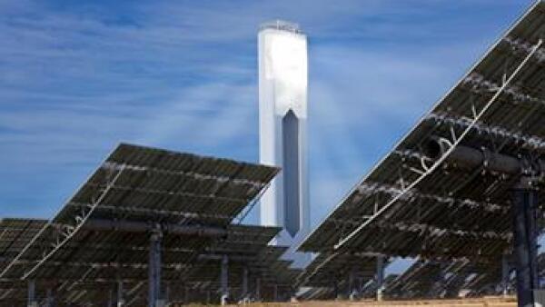 solar energia planta