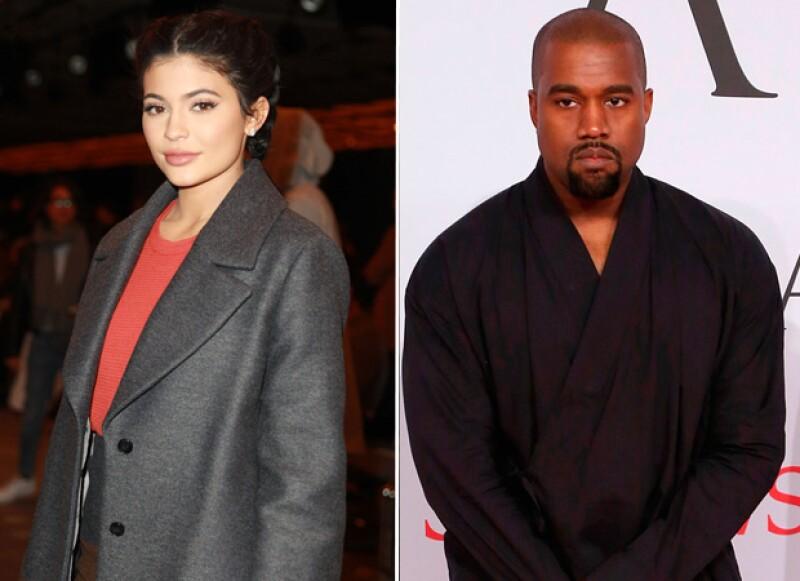 ¿Esto dará inicio a una rivalidad entre Kylie y Kanye o sabrán diferenciar los asuntos de trabajo de los familiares?