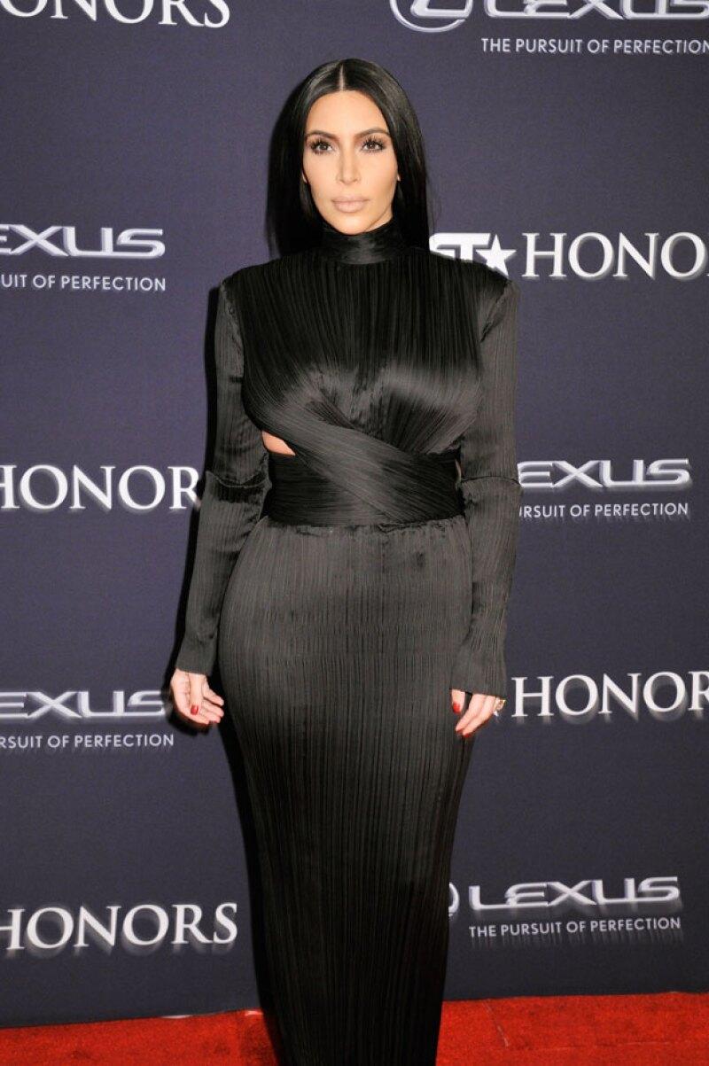 Kim Kardashian apenas este fin de semana le dio la bienvenida  a su segundo bebé, cuyo nombre ha dado de qué hablar.