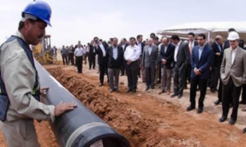 Para el proyecto se prevé una inversión total de 1,800 millones de dólares. (Foto: Tomada de sener.gob.mx)