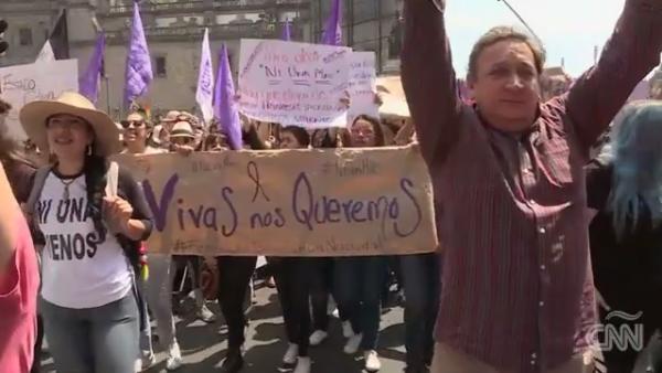 Indignación en México por el asesinato de Mara Castilla