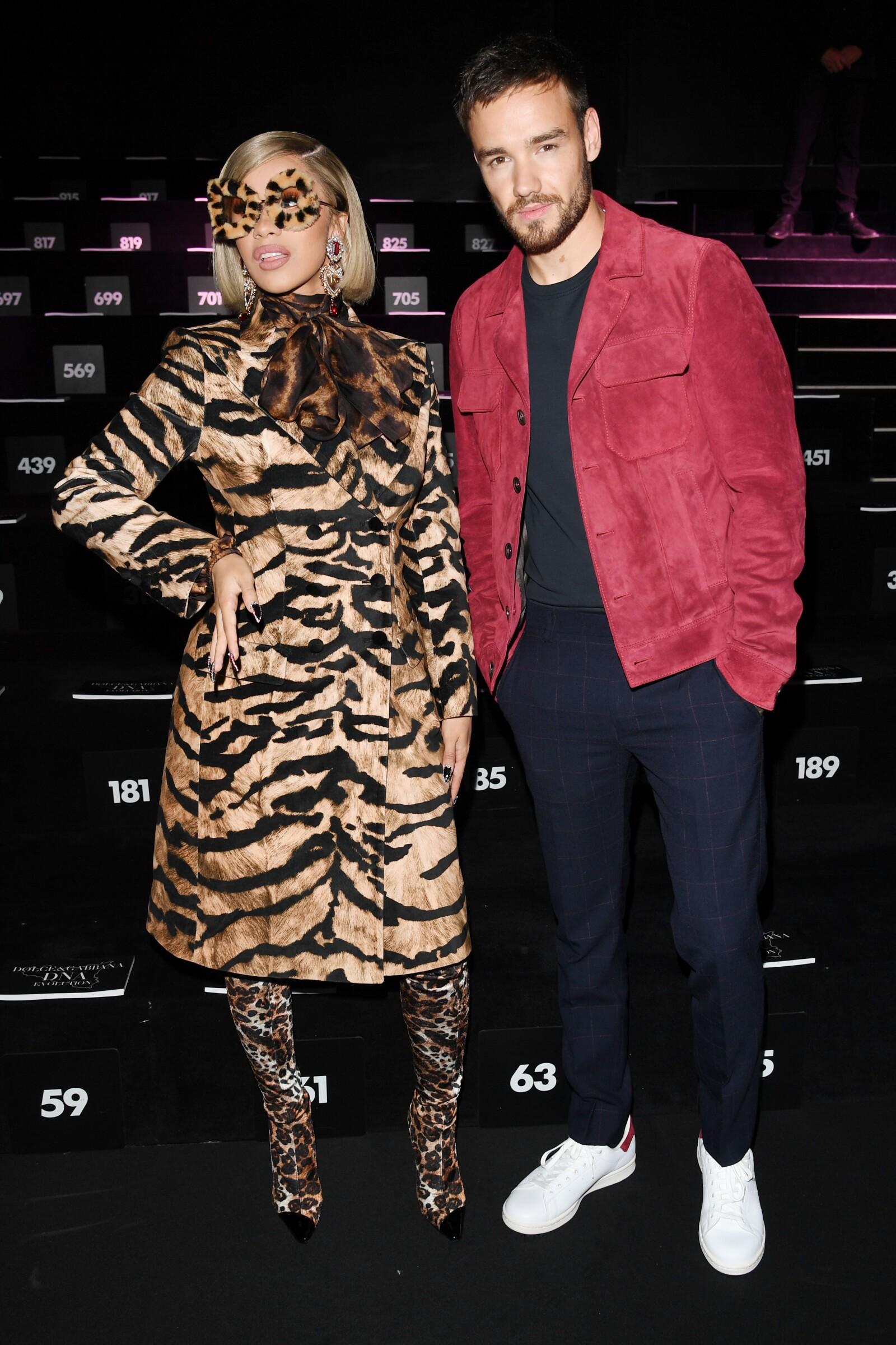Cardi B y Liam Payne
