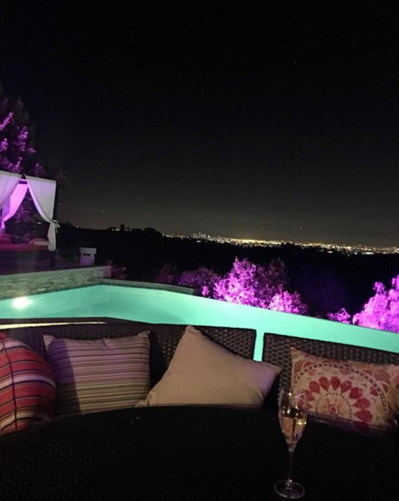 Casa de Kate del Castillo en Los Ángeles, California.