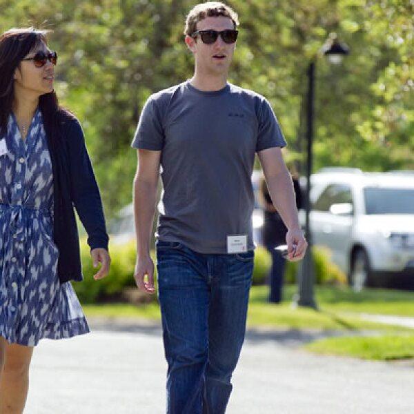 Ambos se conocieron en la Universidad de Harvard y son pareja desde hace nueve años.