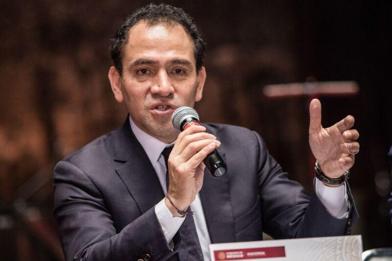 Arturo Herrera Hacienda colchón económico coronavirus